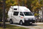 2/4 Berth Endeavour Camper without S/T - Auto (Apollo)